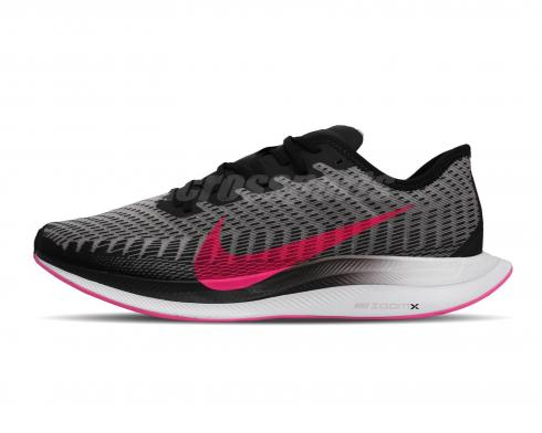 Nike Zoom Pegasus Turbo 2 Pink Blast Black Mens Shoes AT2863-007
