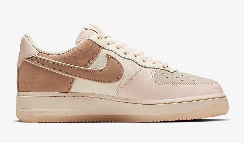 Nike Air Force 1 07 Low Premium Washed Coral Guava Ice ...